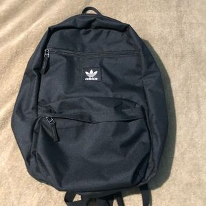 Adidas Black Unisex Backpack